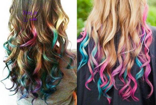 معرفی انواع رنگ مو 👩🦰