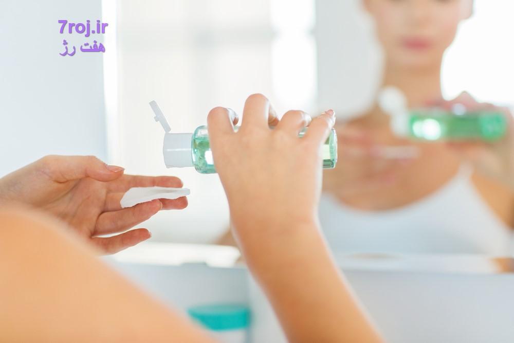 ۱۰ نوع ماسک برای بستن منافذ باز پوست صورت