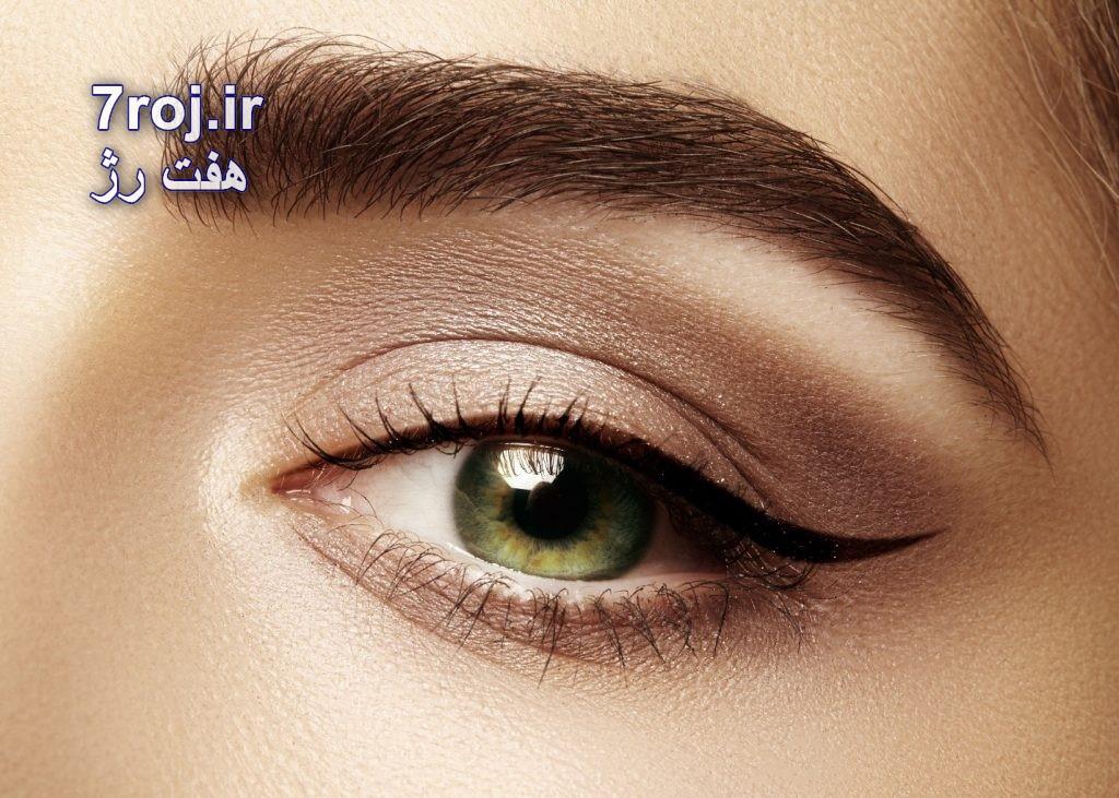 معرفی انواع مدل خط چشم مناسب چشم ریز و درشت