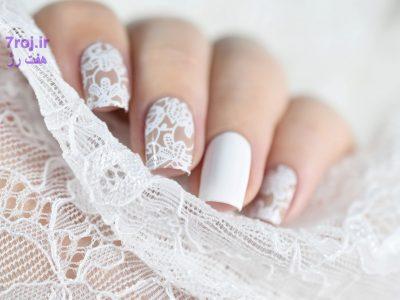 انواع مختلف ناخنهای مصنوعی عروس