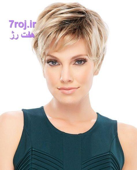 بررسی انواع مدل موهای متنوع زنانه