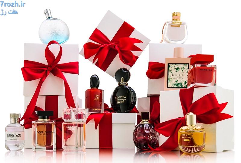 عطر زنانه مناسب هدیه کریسمس 2021