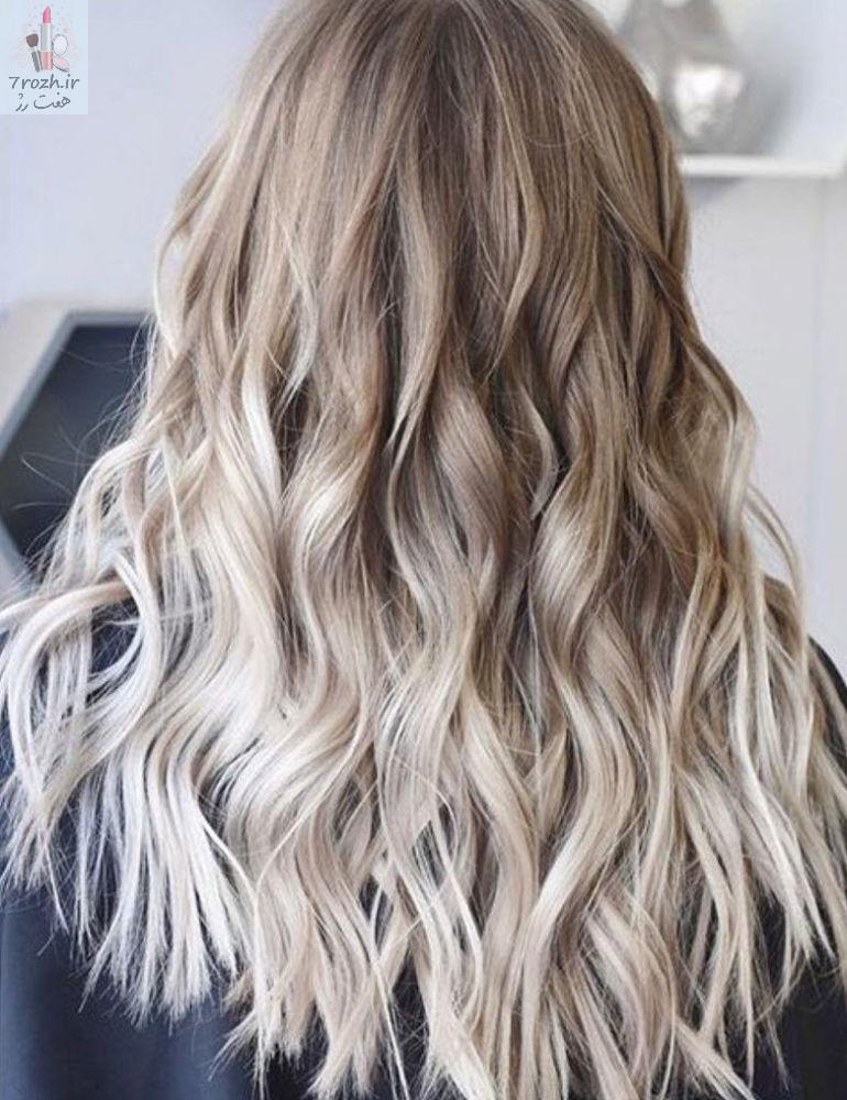 معرفی ۱۰ تکنیک رنگ مو