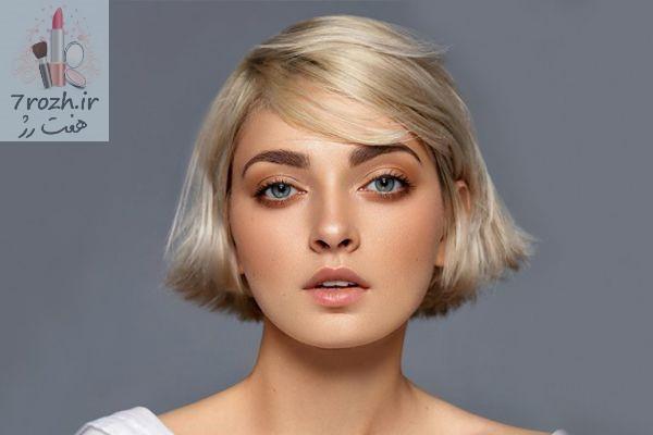 چگونه به موهای کوتاه حالت دهیم؟