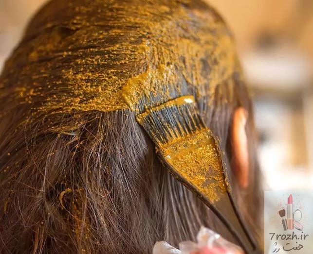 درمان ریزش موی مردانه در زنان