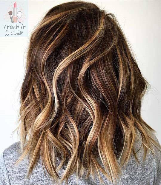 ترکیب رنگ مو جذاب و ترند سال 2021