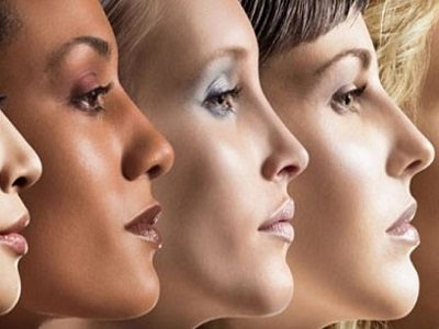 سایه چشم مناسب رنگ پوست