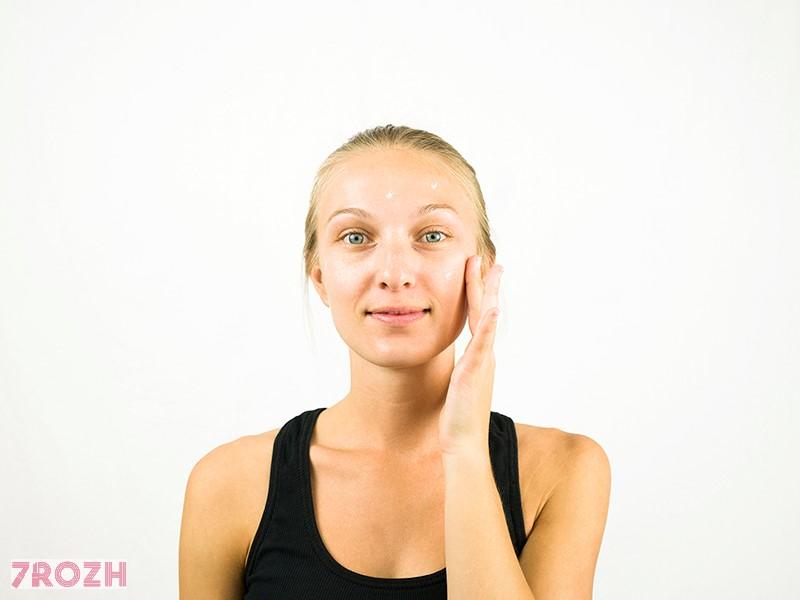 آموزش مرحله به مرحله آرایش لایت