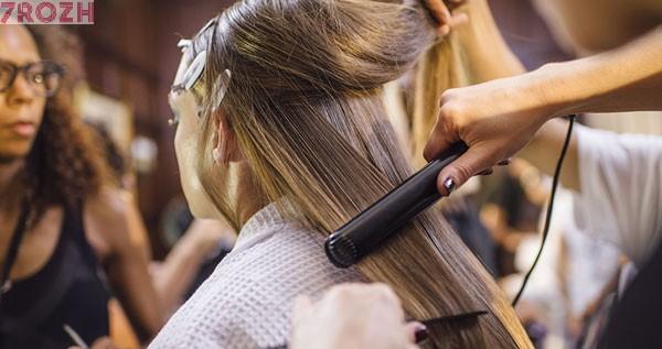 آسیب رساندن به موها با کارهای ساده