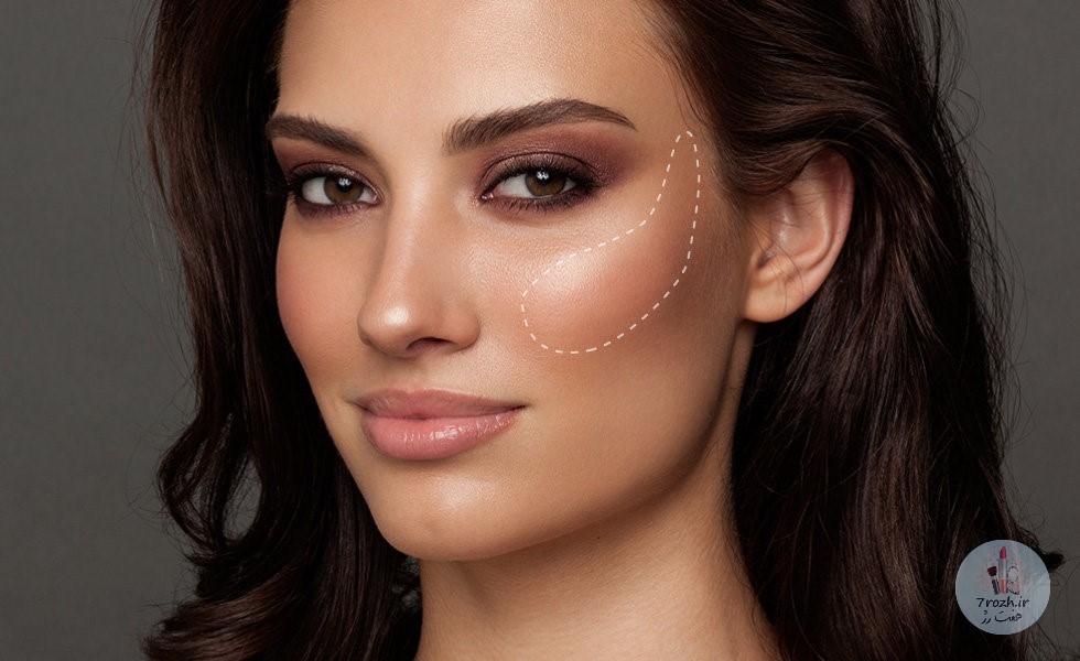 آموزش مرحله به مرحله آرایش جذاب