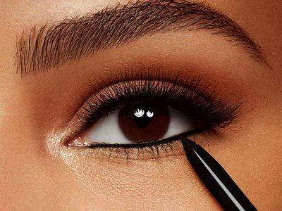 چگونه مداد چشم بکشیم