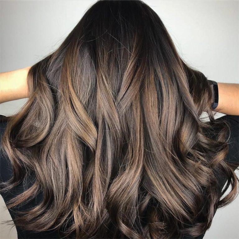 ترند رنگ مو برای پاییز 2021