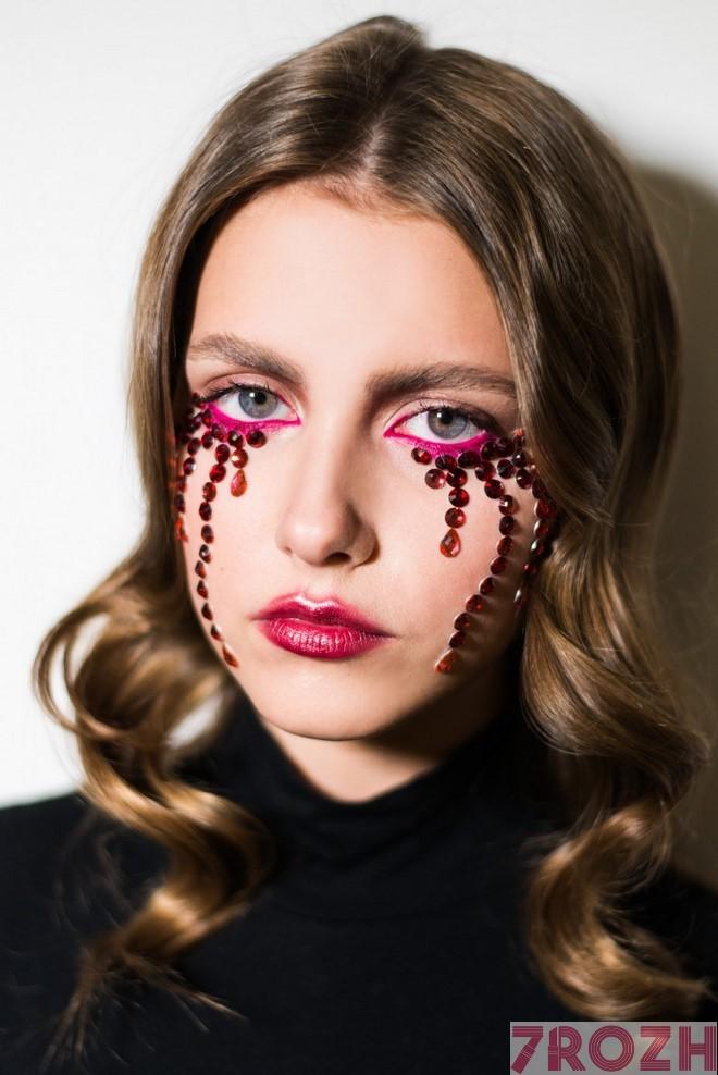 5 ایده آسان آرایش هالووین