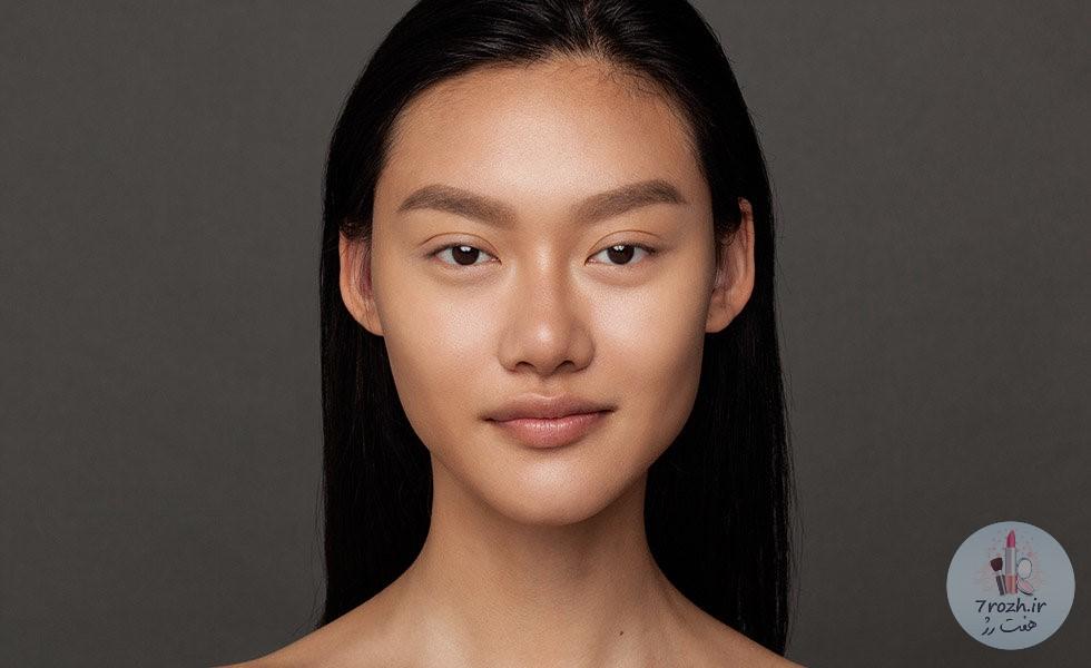آموزش آرایش جذاب اروپایی