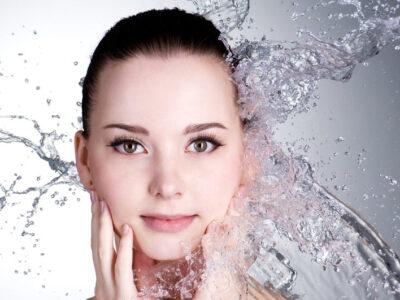 آبرسانی به پوست یا هیدرودرمی