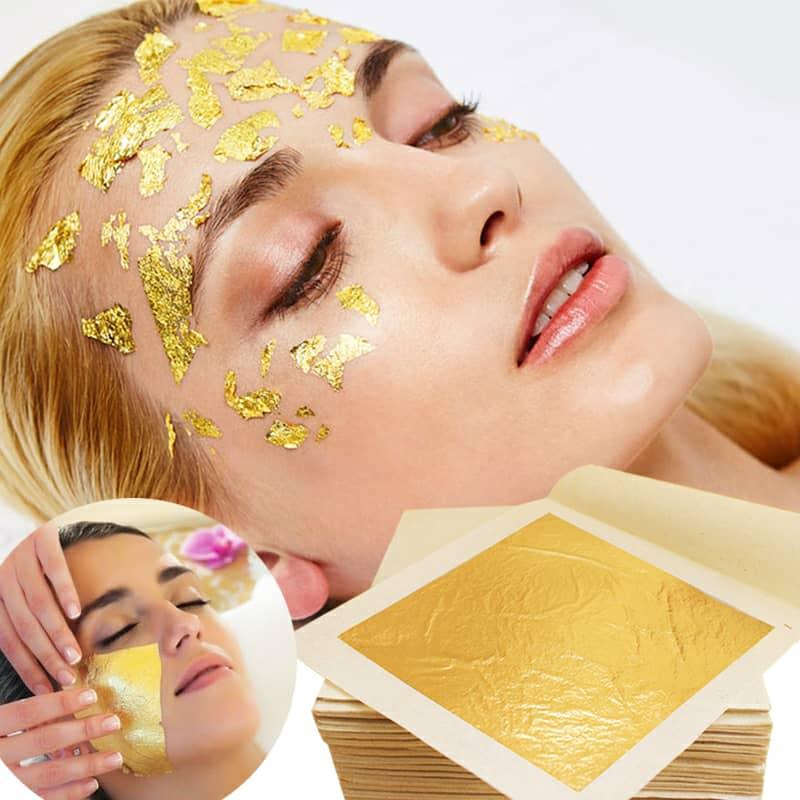 فواید پچ و ماسک صورت طلا چیست ؟